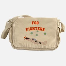 FOO FIGHTERS 1944 Messenger Bag