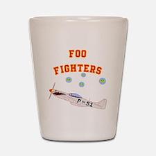 FOO FIGHTERS 1944 Shot Glass