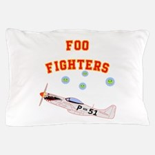 Foo Fighters 1944 Pillow Case
