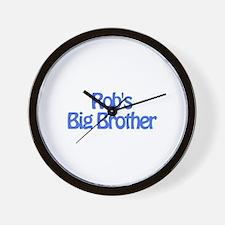 Rob's Big Brother Wall Clock