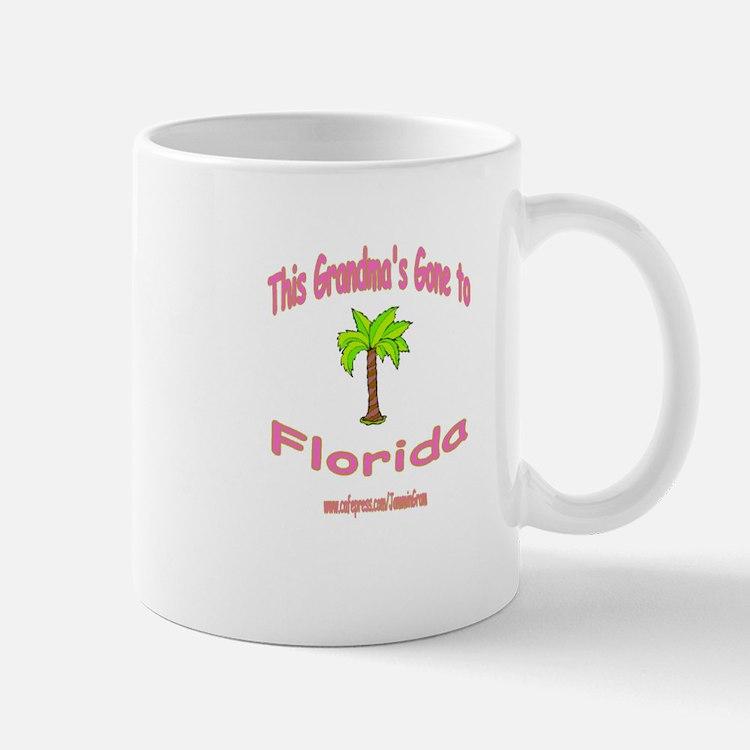 NANA OFF TO FLORIDA Mug