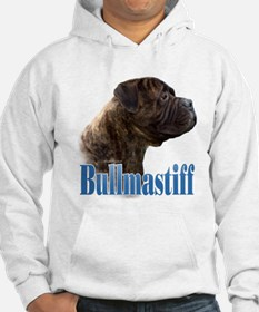 Bullmastiff(brindle)Name Jumper Hoody