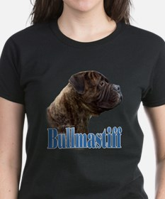 Bullmastiff(brindle)Name Tee