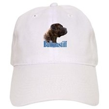 Bullmastiff(brindle)Name Baseball Cap