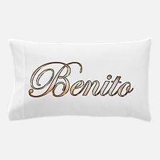 Gold Benito Pillow Case