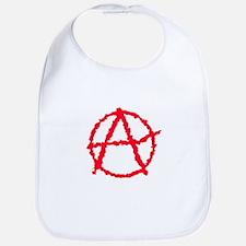 Cute Atheist logo Bib