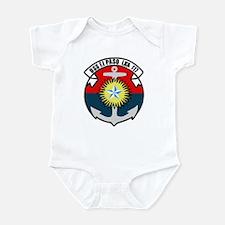 USS El Paso (LKA 117) Infant Bodysuit