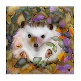 Hedgehogs Drink Coasters