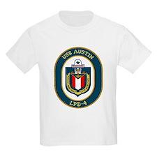USS Austin (LPD 4) T-Shirt