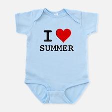 I love Summer Body Suit