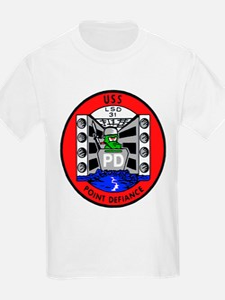 USS Point Defiance (LSD 31) T-Shirt
