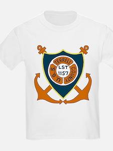 USS Terrell County (LST 1157) T-Shirt