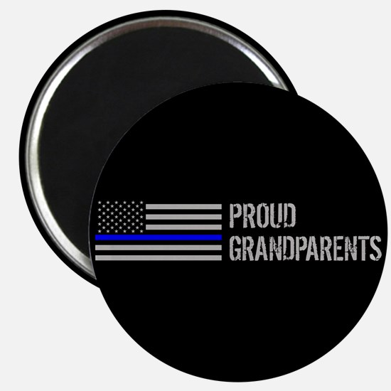 Police: Proud Grandparents Magnet