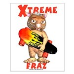 Fraz Extreme Small Poster