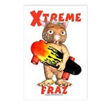 Fraz Extreme Postcards (Package of 8)
