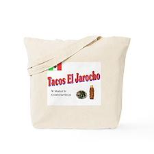 taco el Jarocho Tote Bag