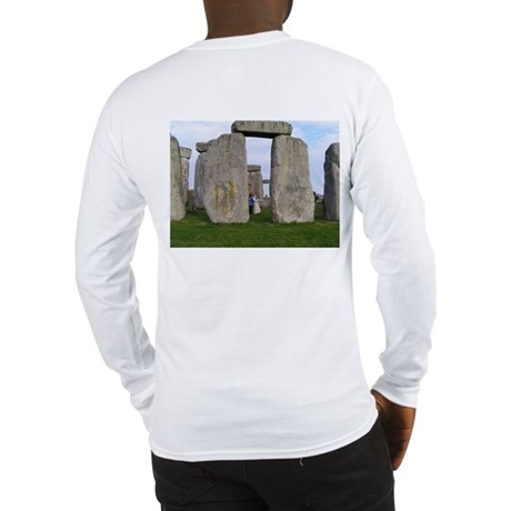 Stone Henge Long Sleeve T-Shirt