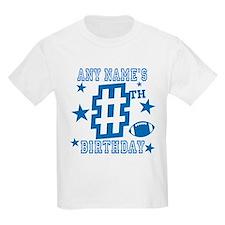 Funny 4th birthday boys T-Shirt