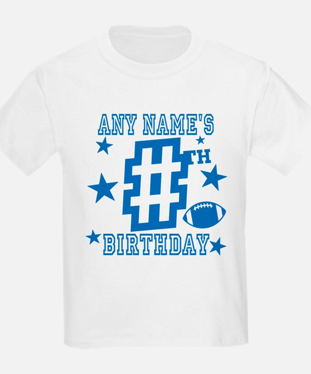 Cute Boy birthday T-Shirt