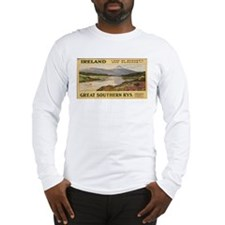 Vintage poster - Ireland Long Sleeve T-Shirt