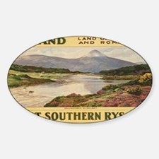 Vintage poster - Ireland Decal