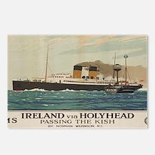 Cute Ocean liners Postcards (Package of 8)