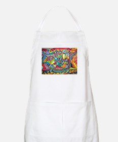 Unique Street art Apron