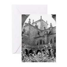 Greeting Cards: Old Courtyard (Pk of 10)