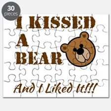 I Kissed A Bear! Puzzle