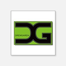 drewgaren logo Sticker