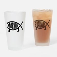 Unique Reason logic Drinking Glass