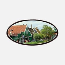 Dutch windmill village, Holland Patch