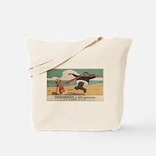 Vintage poster - Skegness Tote Bag
