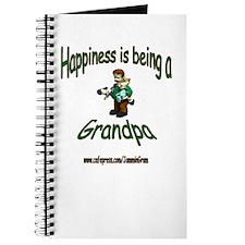 HAPPY GRANDPA Journal