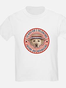 Yellow Dog II T-Shirt