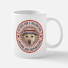 Yellow Dog II Mug
