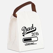 Dad 2016 Canvas Lunch Bag