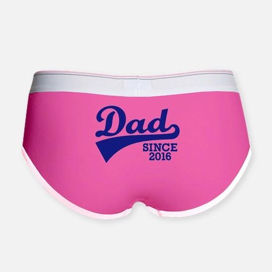 Dad 2016 Women's Boy Brief