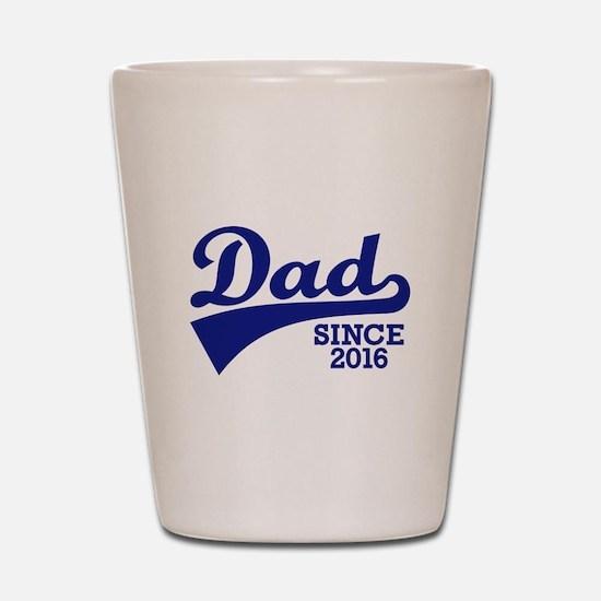 Dad 2016 Shot Glass