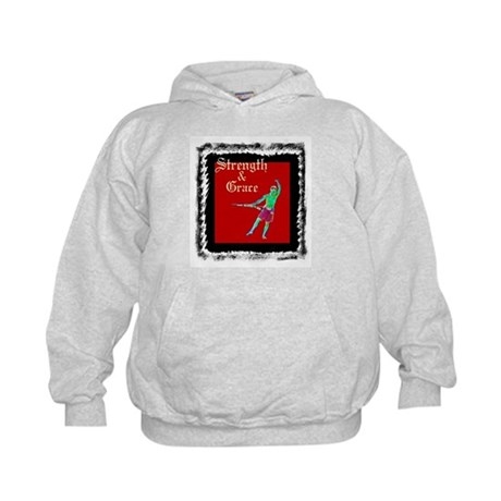 Strength and Grace Kids Hoodie