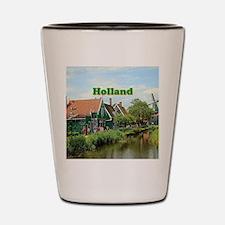 Unique Amsterdam Shot Glass