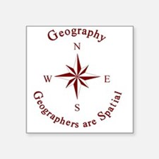 Geographers.jpg Sticker