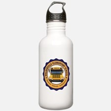 Walkerville Elementary School (Light) Water Bottle