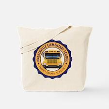 Walkerville Elementary School (Light) Tote Bag