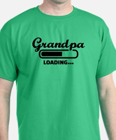 Grandpa loading T-Shirt