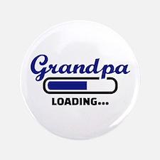 "Grandpa loading 3.5"" Button (100 pack)"