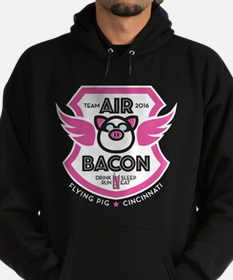 Flying Pig Air Bacon Hoodie