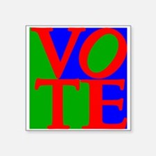 Exercise the Right to Vote Sticker