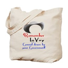 Remember LaVoy Tote Bag