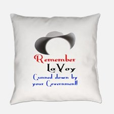 Remember LaVoy Everyday Pillow
